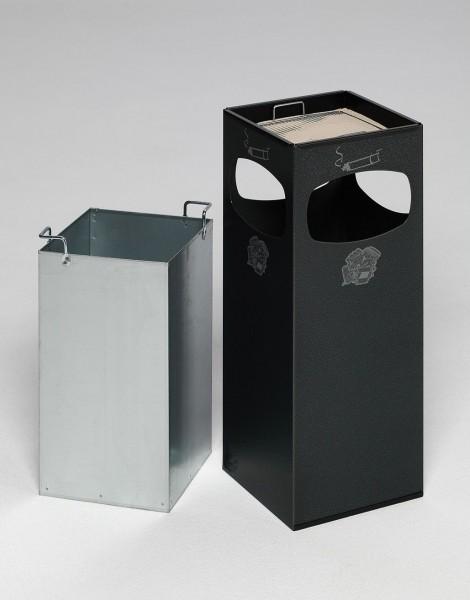 Abfallbehälter 4-fach Einwurf