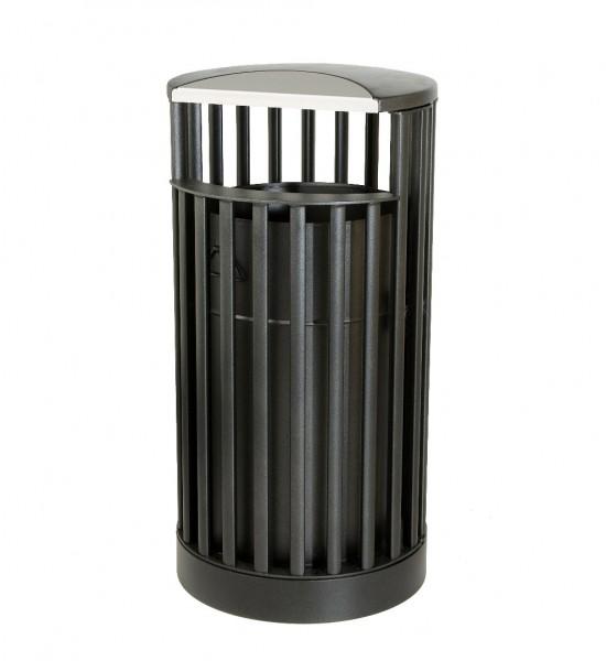 Abfallbehälter Lovund