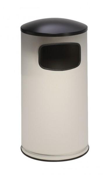 Abfallbehälter D 36 - Edelstahl