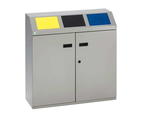 Wertstoffsammler WS 150 - 3 x 50 Liter